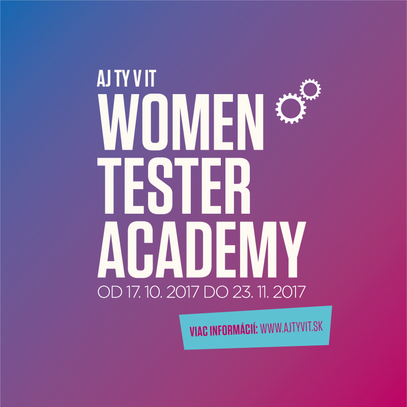 bbf1ec6f5 As the deadline for application come closer and closer, do not hesitate and  apply. For more information, check Women Tester Academy
